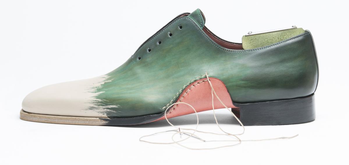 Chaussure création Magnanni