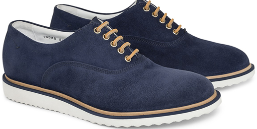 chaussures Heschung bleues