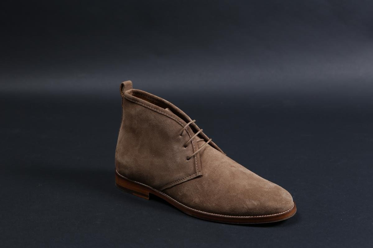 Bobbies Chukka Le Monsieur Beige
