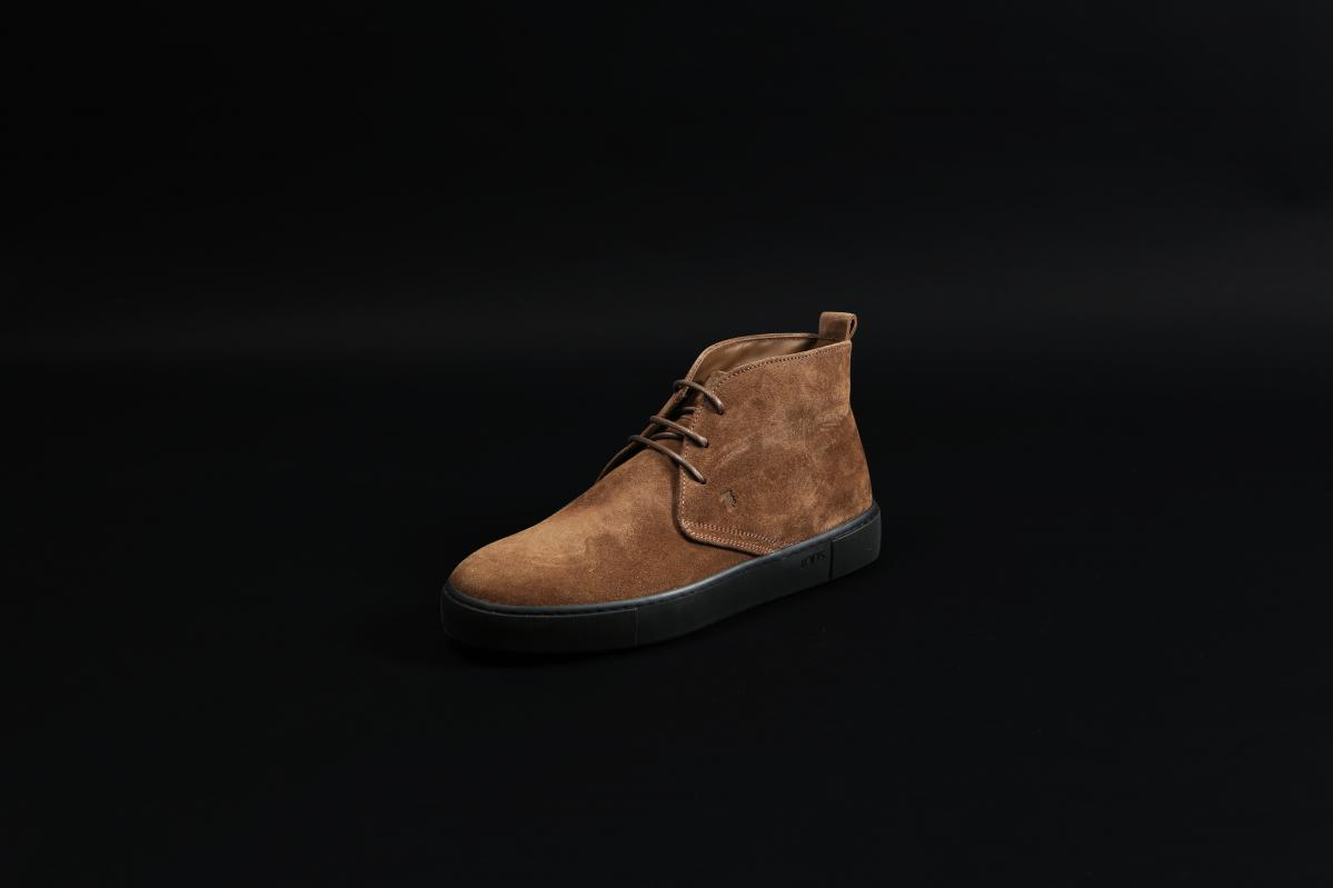 Tod's Chukka Bottilon Brown